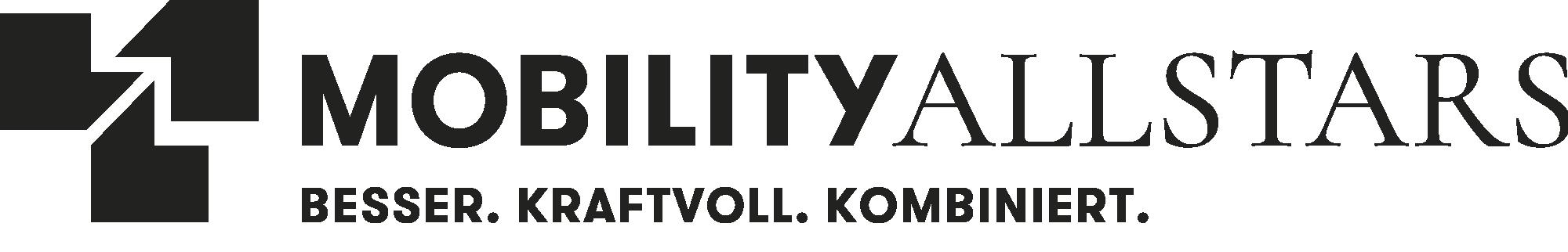 Mobility Allstars – Besser. Kraftvoll. Kombiniert.